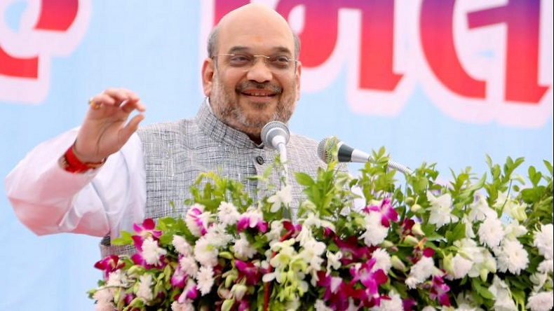 Amit Shah terms NRC the only way to evict illegal Bangladeshis