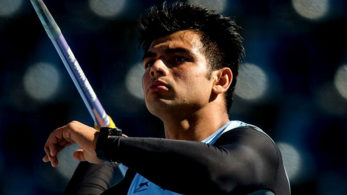 Neeraj Chopra is one of India's strongest medal hopes at CWG 2018