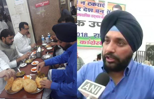 No eating or clicking selfies! BJP sets guidelines for fast protest after Congress 'chole bhature' feast