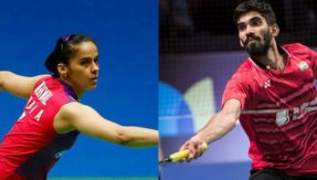 India at CWG 2018, Day 1 LIVE updates: Srikanth, Saina outclass respective Pakistani opponents in straight sets