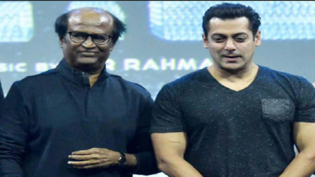 It will be Salman Khan vs Rajinikanth this Eid at the box office