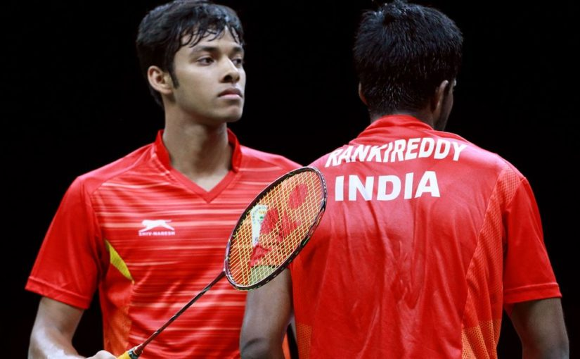 CWG 2018: Satwik-Chirag wins silver medal in men's badminton doubles