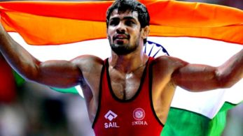 Sushil Kumar will be spearheading India's wrestling contingent at the Commonwealth Games in Gold Coast