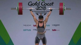 Commonwealth games 2018, Commonwealth games, Gold coast, Commonwealth games gold coast, Talha Talib, Pakistani weightlifter breaks record, Saikhom Mirabai Chanu, Saikhom Mirabai Chanu weightlifting, Saikhom Mirabai Chanu gold medal Commonwealth games gold coast