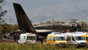 At least 257 killed in Boufarik military plane crash in Algeria