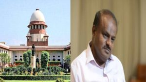 Supreme Court, SC, Hindu Mahasabha plea, Vajubhai Vala, Congress, JDS, HD Kumaraswamy, apex court, Karnataka governor, BS Yeddyurappa, Akhil Bharatiya Hindu Mahasabha, national news, India news