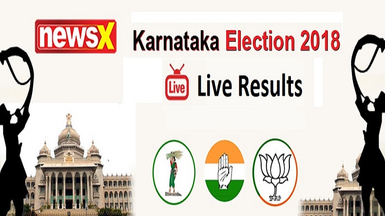 Karnataka Election 2018 Live Results, Karnataka Legislative Assembly election 2018, karnataka election results, karnataka election result date 2018, karnataka election result 2018, karnataka election result prediction, karnataka election counting, Karnataka Election 2018, Karnataka Assembly Elections Results, karnataka election news, Congress, BJP, Janata Dal (Secular), JDS, Bharatiya Janata Party, Amit Shah, Narendra Modi, Siddaramaiah, B. S. Yeddyurappa, Chamarajanagar Constituency, Chamarajanagar, C Puttarangashetty, Kannada Chalavali Vatal Paksha, AM Mallikarjunaswamy