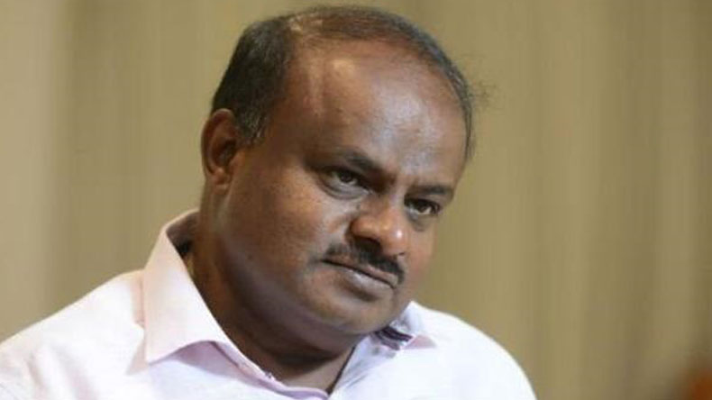Kumaraswamy to meet Sonia, Rahul ahead of swearing-in on Wednesday