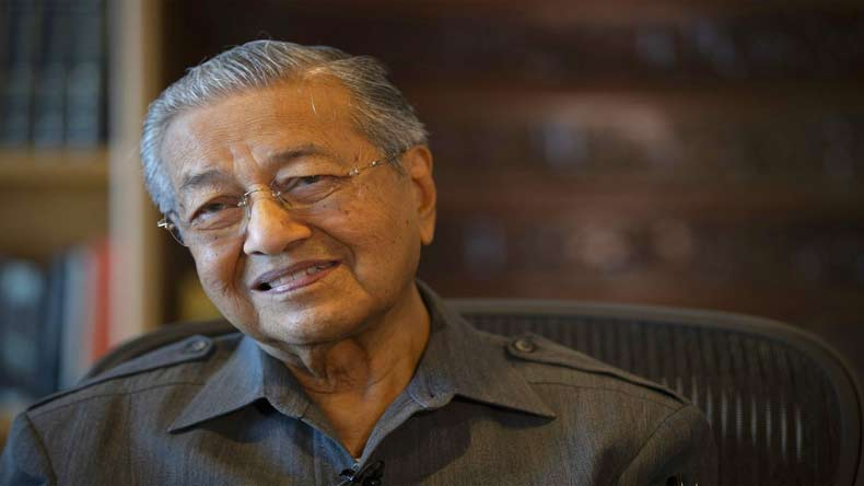 Hope for BJP margdarshaks? Malaysia's Mahathir Mohamad set to become world's oldest PM at 92