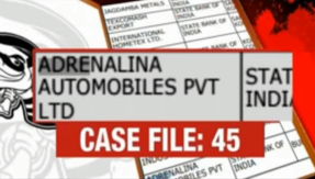 NPA files on NewsX: Adrenalina Automobiles Private Limited owes State Bank of India Rs 6 crore