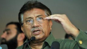 Pervez Musharraf says no one questions India's possession of nuclear threats
