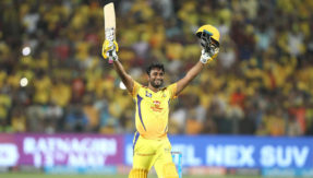 IPL 2018, CSK vs SRH: Twitter hails Ambati Rayudu after his flawless ton against Sunrisers Hyderabad