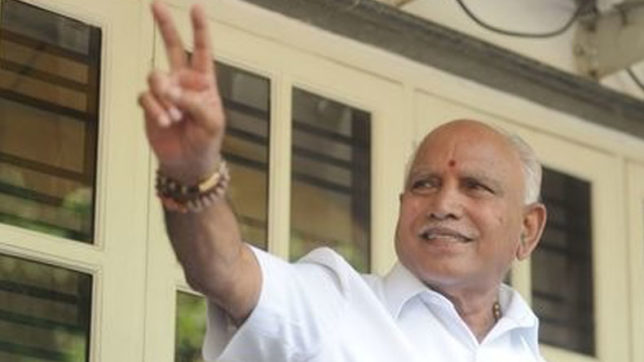Yeddyurappa reiterates Congress, JDS MLAs are with me