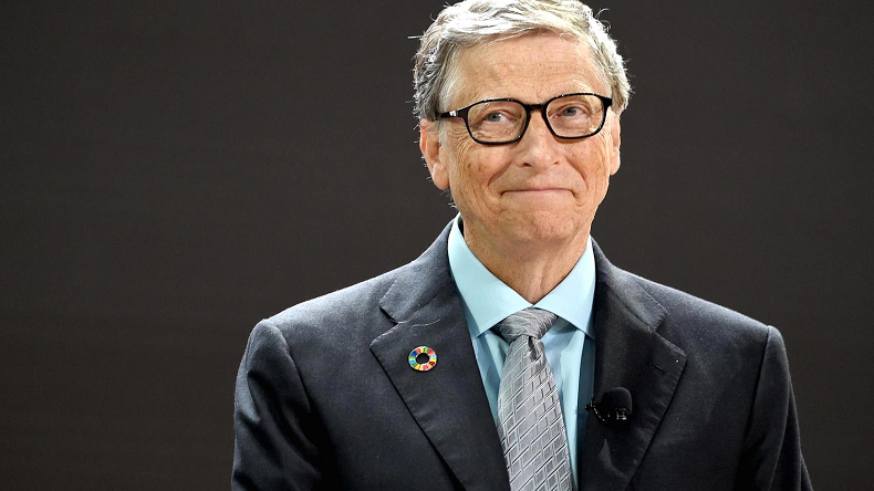 Bill Gates praises Aadhaar, says other countries should also adopt unique identification