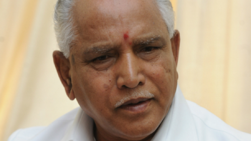 BS Yeddyurappa writes to Election Commission, alleges irregularities in Karnataka elections