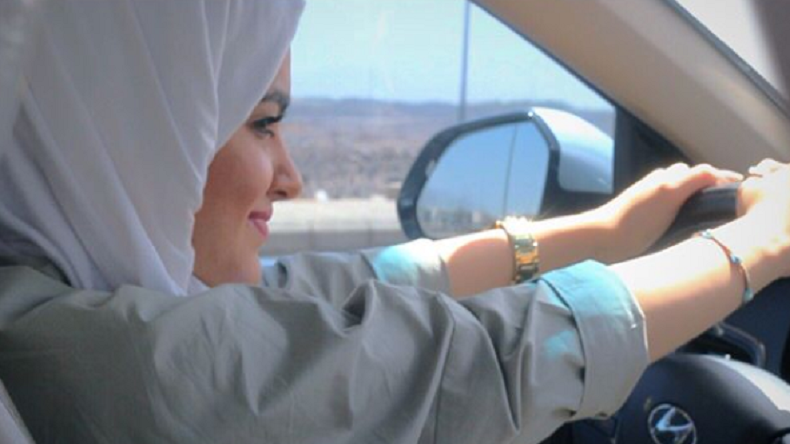 Saudi rapper releases new video celebrating ban removal on women driving