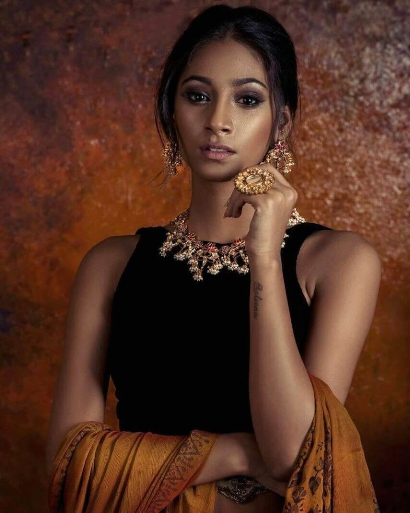 Miss India 2018 Anukreethy Vas