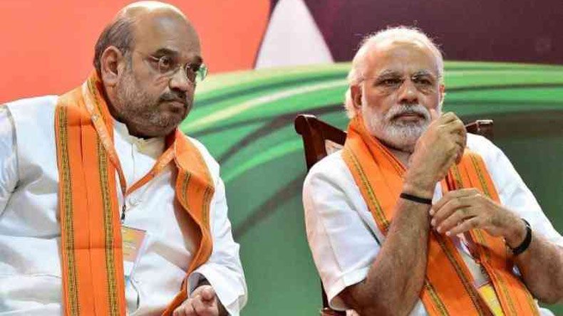 Ahead of swearing-in ceremony, PM Narendra Modi, Amit Shah hold 3-hour long meeting, discuss new ministerial berths, portfolios