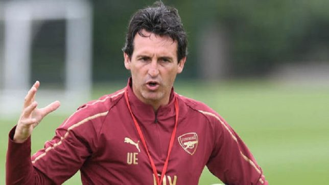 Arsenal can complete one more blockbuster signing, hints Unai Emery