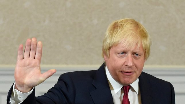 Boris Johnson resigns as foreign minister over Brexit row