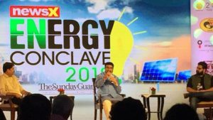NewsX Energy Conclave,Dharmendra Pradhan,Petroleum Minister,NewsX,Energy Conclave 2018,The Sunday Guardian,NewsX-The Sunday Guardian Energy Conclave,Minister of Petroleum & Natural Gas and Skill Development & Entrepreneurship,national news,latest news