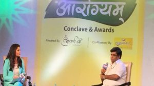 India News,Arogyam Conclave and Awards,Dr Ishwar V Basavaraddi,Director,Morarji Desai National Institute of Yoga,Yoga techniques,meditation