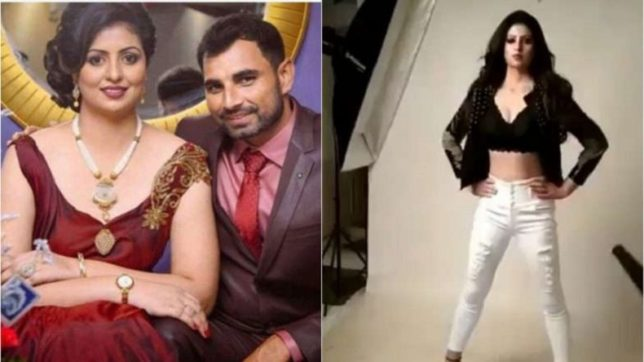 Mohammad Shami's wife Hasin Jahan returns to modelling, her photoshoot goes viral