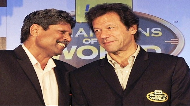 Kapil Dev, Imran Khan, Pakistan Elections, 1992 World Cup, former Indian Team Captain, Pakistan PM-in-waiting, sports news, world news