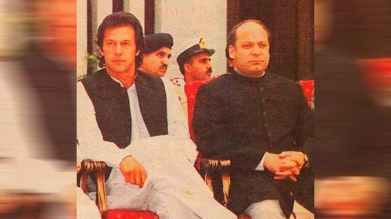 26 years ago Nawaz Sharif offered Imran Khan to join PMLN, watch cricketer's reaction