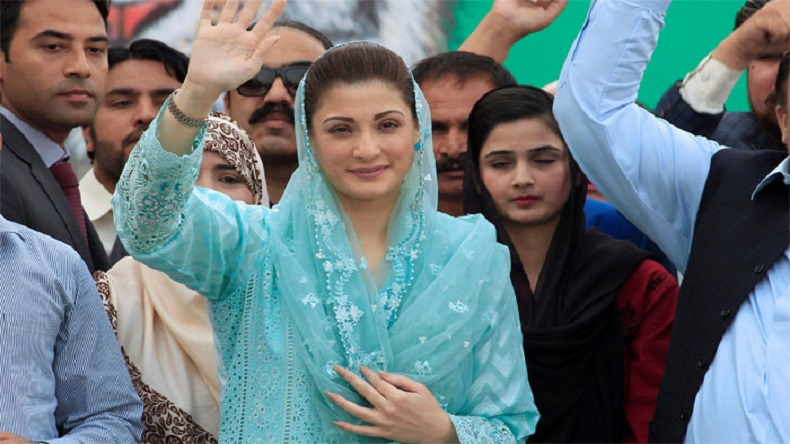 Maryam Sharif says she will return to Pakistan on July 13 along with father Nawaz