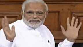 No-confidence motion against Modi government defeated