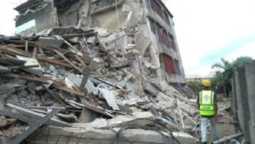 Under construction building collapses in Greater Noida, many feared trapped