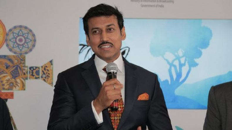 Union Minister Rajyavardhan Rathore rubbishes Shashi Tharoor's allegations, says no money was spent on PM's fitness challenge video