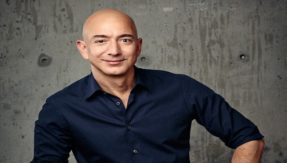 Amazon founder Jeff Bezos becomes the richest person in modern history