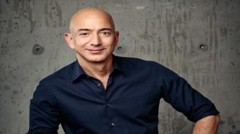 Bezos' net worth surpassed Gates in 1999 when it reached $100 billion mark, which makes Bezos the richest man since Forbes first published its wealth ranking in 1982