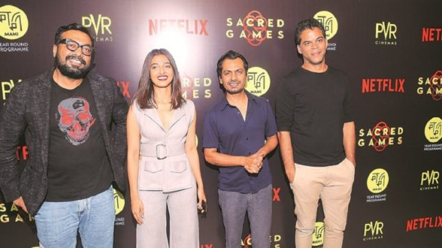 Delhi High Court to hear petition seeking deletion of abusive remarks against former PM Rajiv Gandhi in Netflix's Sacred Games