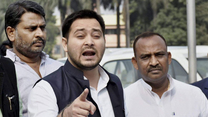 34 rapes in a state-run shelter home rocks Bihar, Tejashwi Yadav calls Nitish Kumar's rule as Ravana Raj