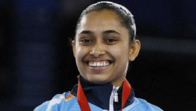 Indian gymnast Dipa Karmakar makes a perfect comeback with gold in Gymnastics World Challenge Cup