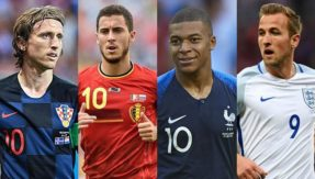 FIFA World Cup 2018: Here's the semi-final schedule
