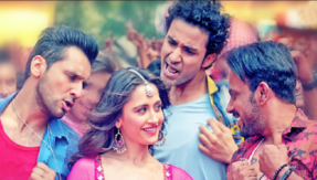 Nawabzaade song Mummy Kasam: Sanjeeda Shaikh steals the show in this peppy track!
