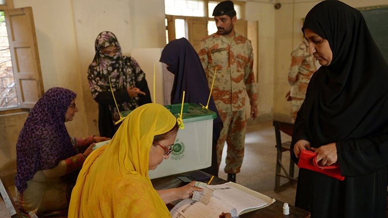 Paksitan elections,Pakistan Armed Forces,Islamabad High Court,Inter-Services Intelligence,Baloch people