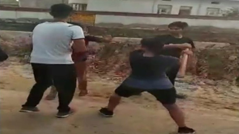 Video: This girl from Rajasthan beats up stalker black and blue, says no girl is weak