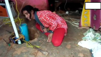 3-year-old girl child fell into a 110-feet deep borewell in Bihar's Munger