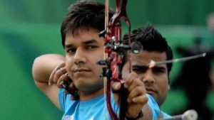 Asian Games 2018 Indonesia, Archery, Asian Games, Abhishek Verma, Jakarta Indonesia, Abhishek Verma Asian Games 2018, men compound archery event, Asian Games 2018, Abhishek verma biography, Abhished verma career, Asian Games 2018,