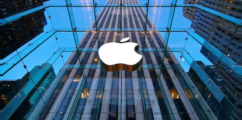 Apple,Apple becomes $1 trillion company,Apple become first US $1 trillion company,US Stock marker,Apple value,Quarter 3