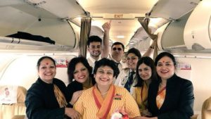 air india pilot story, daughter flies mother retirement flight, final flight, air india pilot tweet, air india pilot story,