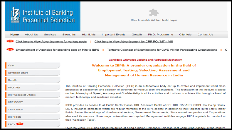 IBPS PO Recruitment 2018: Apply for Probationary Officers' posts from tomorrow @ ibps.in, last date Sept 4