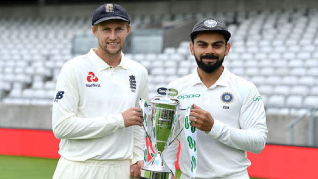 India vs England test team