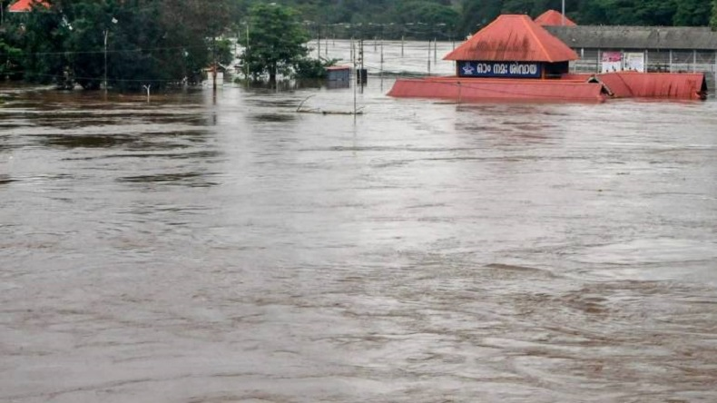 Kerala floods: Two more dams to be opened as river water continues to swell