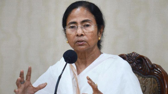 Mamata Banerjee says BJP will be wiped out in 2019 elections